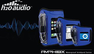 funda sumergible para iPhone H20 Audio Waterproof Amphibx